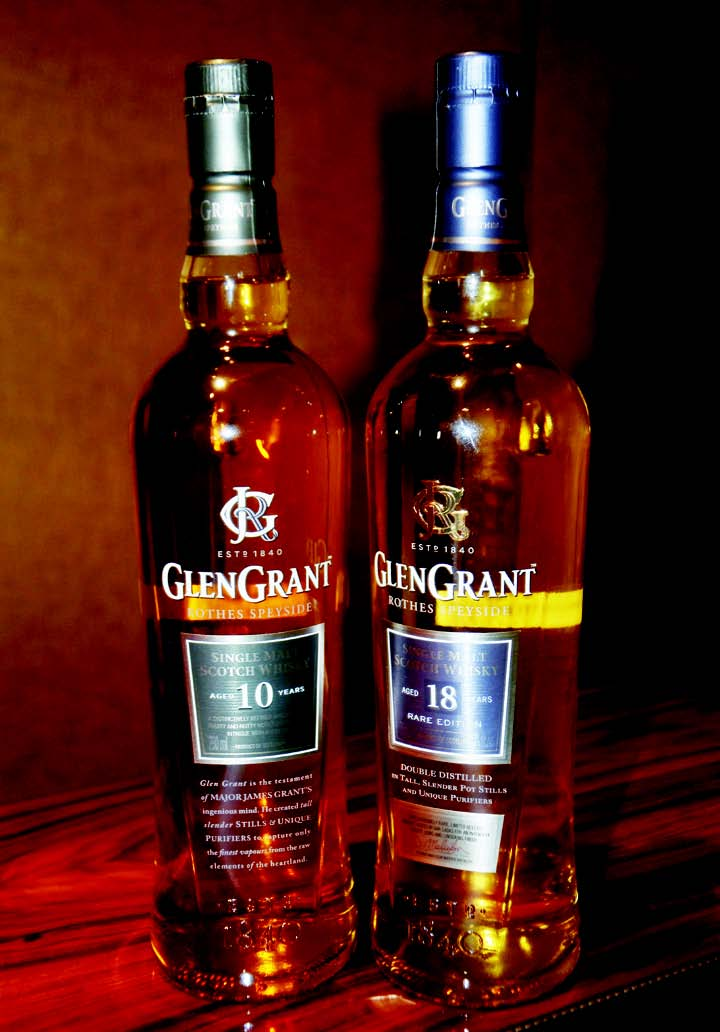 37865865f6 Q What differentiates Glen Grant 10 Yr and 18 Yr from the other Scottish  Single Malts in terms of features? Glen Grant 10 Yr comes with fruity  flavours with ...