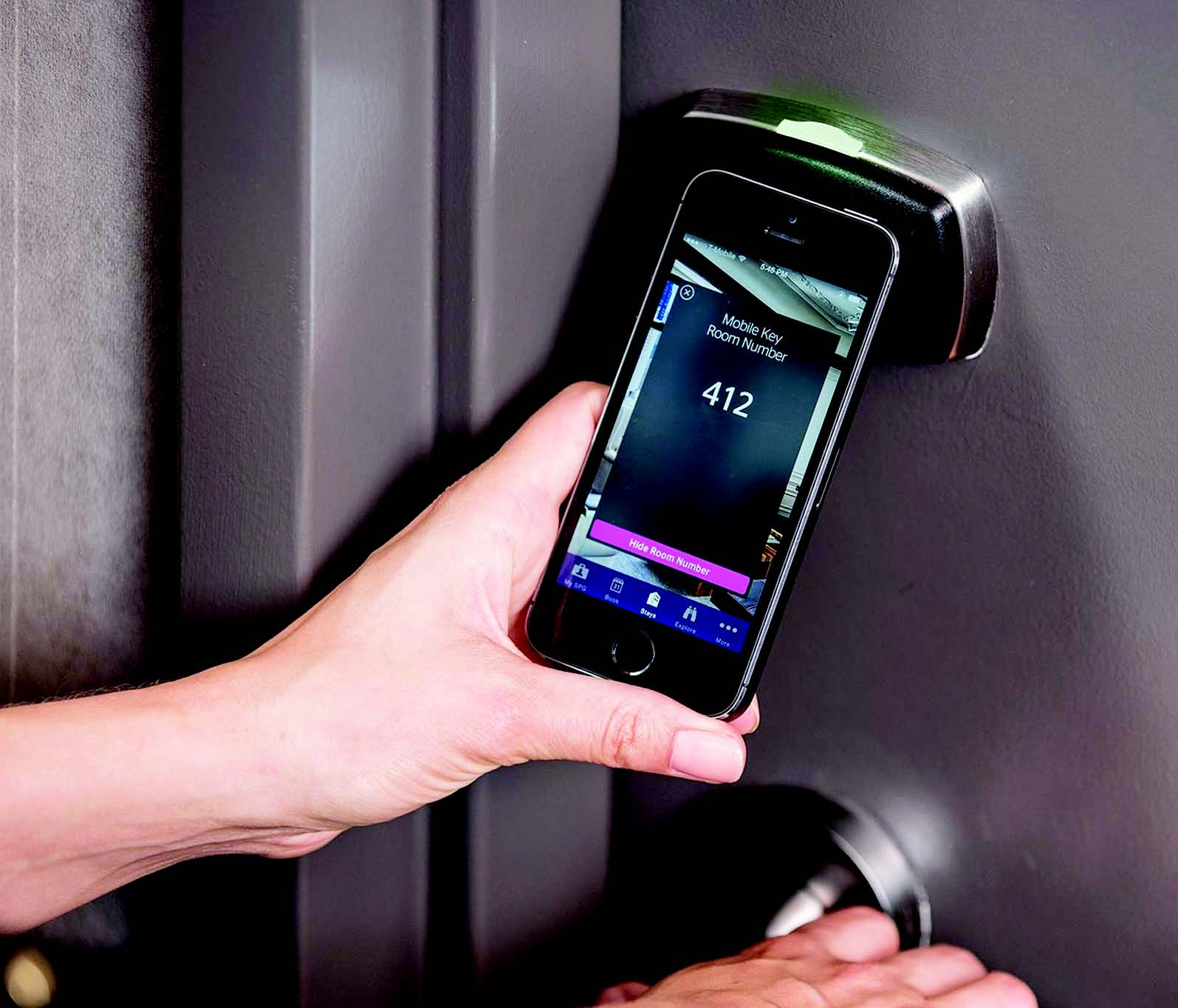 Hospitality Biz India :: In-room Hotel Technology - Getting