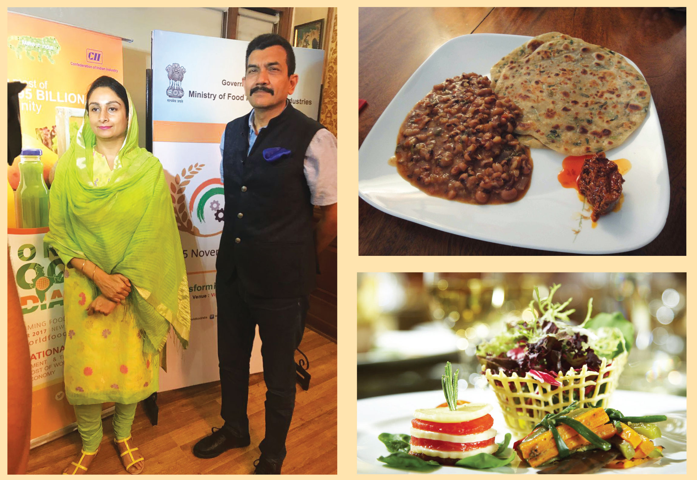 Hospitality biz india chef sanjeev kapoor celebrity chef q what do you think we need to do to make indian food appealing to the world generally chefs do some customisation when they introduce food to a new forumfinder Gallery